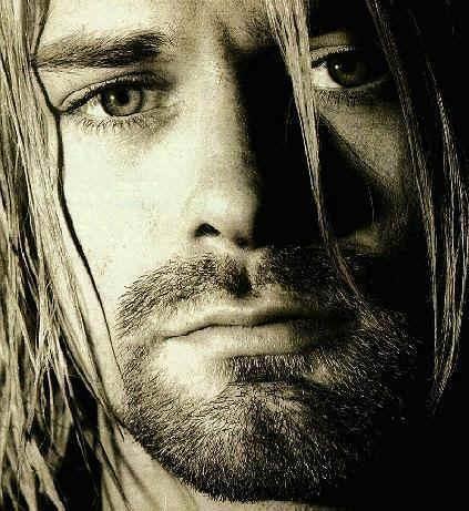 Hottie Kurt Cobain